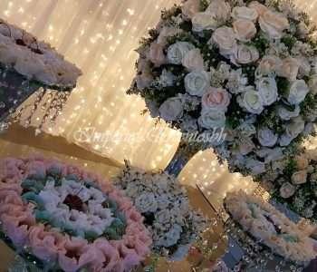 Recepção de Casamento, Imperial Eventosbh Unidade Dois.