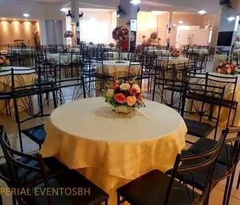Salão de festas Imperial Eventosbh Unidade Um.